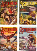 Books:Pulps, Astounding Stories May-August 1931 (Clayton, 1931) VG/FN....(Total: 4 Items)