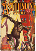 Books:Pulps, Astounding Stories January 1932 (Clayton, 1932) VG+....