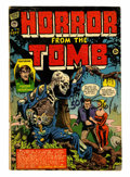 Golden Age (1938-1955):Horror, Horror From the Tomb #1 (Premier, 1954) Condition: GD/VG....