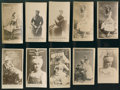 "Non-Sport Cards:Lots, 1880's Lillian Russell ""N"" Tobacco Collection (10). ..."