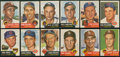 Baseball Cards:Lots, 1953 Topps Baseball Collection (55). ...