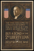 "Movie Posters:War, World War I Liberty Loan Poster (U.S. Government, 1917). Poster(20"" X 30"")...."