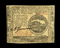 Colonial Notes:Continental Congress Issues, Continental Currency February 17, 1776 $4 Choice New. Sizeablemargins are found on this exceptional Continental note that h...