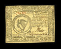 Colonial Notes:Continental Congress Issues, Continental Currency February 26, 1777 $8 Choice About New. This isa very lightly circulated example of this somewhat more ...