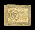 Colonial Notes:Continental Congress Issues, Continental Currency April 11, 1778 $8 Fine-Very Fine. This evenlycirculated $8 note is from the most elusive of the eleven...