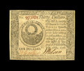 Colonial Notes:Continental Congress Issues, Continental Currency September 26, 1778 $30 Choice New. This is awell signed and crisp example of this available Continenta...