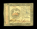 Colonial Notes:Continental Congress Issues, Continental Currency January 14, 1779 $35 Very Choice New. Thisnear-Gem example also bears the bold red signature of Gardne...