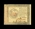 Colonial Notes:Continental Congress Issues, Continental Currency January 14, 1779 $35 Choice New. From CAA'sSpring Auction Sale May 1997, described there as fresh and ...