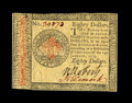 Colonial Notes:Continental Congress Issues, Continental Currency January 14, 1779 $80 Choice About New. A verymoderate cornerfold is all that separates this note from ...