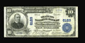 National Bank Notes:Kentucky, Mount Sterling, KY - $10 1902 Plain Back Fr. 634 The Traders NB Ch.# 6129. ...