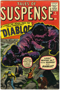 Silver Age (1956-1969):Horror, Tales of Suspense #9 (Marvel, 1960) Condition: FN/VF....