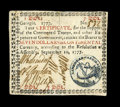 Colonial Notes:Georgia, Georgia September 10, 1777 $7 Extremely Fine. This is only thesecond example of this issue and denomination that we have of...