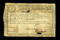 Colonial Notes:Massachusetts, Massachusetts Feb. 5, 1780 £15 Very Fine....
