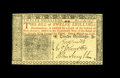 Colonial Notes:New Jersey, New Jersey March 25, 1776 12s Very Choice New. A handsome note withunusually strong signatures and a New Jersey Coat of Arm...