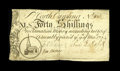 Colonial Notes:North Carolina, North Carolina March 9, 1754 40s Very Fine. There is an approximatehalf inch edge split noticed on this note that also has ...