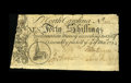 Colonial Notes:North Carolina, North Carolina March 9, 1754 40s Fine. This scarce note has severaledge tears with the longest being approximately a half a...