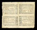 Colonial Notes:North Carolina, North Carolina April 23, 1761 Original Block of Four ExtremelyFine. This is the only multiple that we can recall seeing of ...