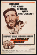 "Movie Posters:Adventure, The African Queen (Trans-Lux, R-1968). Poster (40"" X 60"").Adventure. ..."