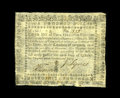 Virginia October 16, 1780 $400 Very Fine. The paper for this issue is very thin. This example shows minor ink erosion, e...