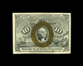 Fractional Currency:Second Issue, Fr. 1247 10¢ Second Issue Superb Gem New. Previously Lot 532 of our January 1997 sale of the Milt Friedberg Collection. It w...
