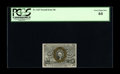 Fractional Currency:Second Issue, Fr. 1247 10¢ Second Issue PCGS Very Choice New 64. A real sleeper number, and this example is oh so close to the full Gem gr...