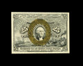 Fractional Currency:Second Issue, Fr. 1288 25¢ Second Issue Gem New. Deep original embossing, ideal color, and broad margins all adorn this pristine Second Is...
