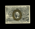 Fractional Currency:Second Issue, Fr. 1289 25c Second Issue Choice About New. Two corner folds prohibit a higher grade. The paper is especially bright as are ...