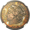 Patterns, 1879 10C Washlady Ten Cents, Judd-1584, Pollock-1777, Low R.6, PR66NGC. CAC....