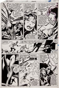 Original Comic Art:Panel Pages, John Byrne and Terry Austin X-Men #137 page 44 Original Art(Marvel, 1980)....