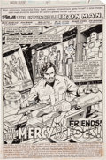 Original Comic Art:Splash Pages, John Byrne and Bob Layton Iron Man #118 Splash Page 1Original Art (Marvel, 1978)....