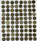 Colombia, Colombia: Silver Decimo & 10 Centavos Study Group,... (Total:162 coins)