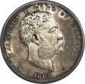 Coins of Hawaii, 1883 $1 Hawaii Dollar MS62 PCGS....