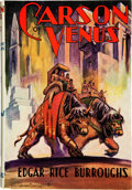 Books:Science Fiction & Fantasy, Edgar Rice Burroughs. Carson of Venus. Tarzana, California:Edgar Rice Burroughs, Inc., [1939]. First edition. ...