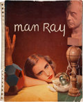 Books:Signed Editions, Man Ray. Photographs, 1920-1934 Paris. With a Portrait byPicasso. Texts by André Breton, Paul Eluard, Rrose Sév...