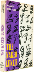 """Books:First Editions, William S. Burroughs. The Naked Lunch. Paris: Olympia Press,[1959]. First edition, first issue, with """"Francs: ..."""