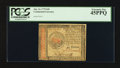 Colonial Notes:Continental Congress Issues, Continental Currency January 14, 1779 $45 PCGS Extremely Fine45PPQ.. ...