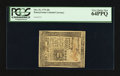 Colonial Notes:Pennsylvania, Pennsylvania October 25, 1775 20s PCGS Very Choice New 64PPQ.. ...