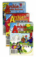 Modern Age (1980-Present):Humor, Archie-Related Digests Box Lot (Archie, 1975-95) Condition: AverageVF....