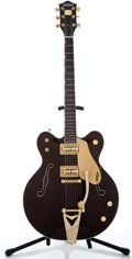 Musical Instruments:Electric Guitars, Recent Gretsch Country Classic II Walnut Semi-Hollow Body ElectricGuitar #JT 03063956...