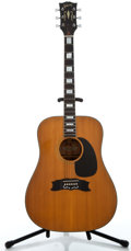 Musical Instruments:Acoustic Guitars, 1975 Gibson Heritage Natural Acoustic Guitar #A 005966...