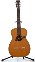 Musical Instruments:Acoustic Guitars, 1960 Martin 00-18G Natural Classical Guitar #172728...