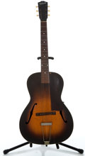 Musical Instruments:Acoustic Guitars, 1930's Gibson L-30 Sunburst Acoustic Guitar ...