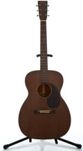 Musical Instruments:Acoustic Guitars, 1941 Martin 00-17 Mahogany Semi-Hollow Body Electric Guitar #77349...