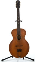 Musical Instruments:Acoustic Guitars, 1909 Gibson L-1 Concert Natural Acoustic Guitar #9810...