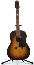 Musical Instruments:Acoustic Guitars, 1940's Recording King Sunburst Acoustic Guitar ...