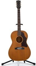 Musical Instruments:Acoustic Guitars, 1963 Gibson B-25 Natural Acoustic Guitar #96186...