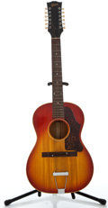 Musical Instruments:Acoustic Guitars, 1967 Gibson B 25-12 Sunburst 12 String Acoustic Guitar #862988...