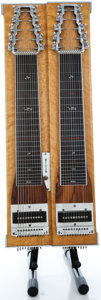 Musical Instruments:Lap Steel Guitars, Marlen D10 Maple Pedal Steel Guitar #246771...