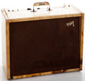 Musical Instruments:Amplifiers, PA, & Effects, 1950's Gibson Lancer Tweed Guitar Amplifier #29287...