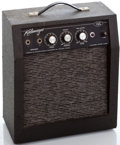 Musical Instruments:Amplifiers, PA, & Effects, 1960's Kalamazoo Two Black Guitar Amplifier ...